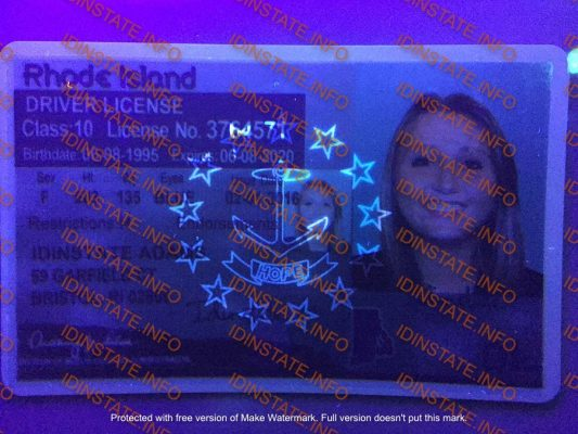 BEST RHODE ISLAND FAKE ID